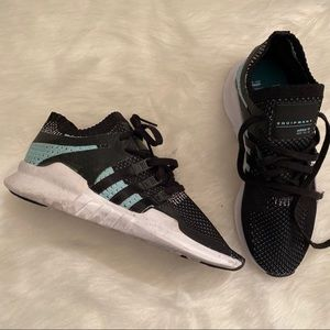 Adidas Womens Equipment ADV 91-16 Mint Size 6 1/2